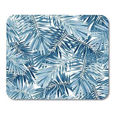 abordables Tapis de Souris-LITBest pad de jeu / Tapis de souris de base 22 cm Gomme Square