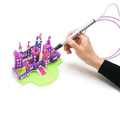 cheap 3D Printers & Supplies-DEWANG D7 3D Printing Pen mm for Cultivating stereo thinking / as Children's gift