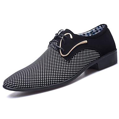 povoljno Jesen 2019. godine-Muškarci Udobne cipele PU Proljeće & Jesen Oksfordice Obala / Plava