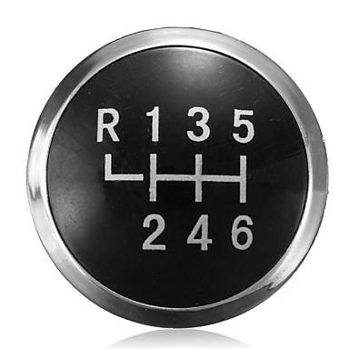 voordelige Auto-interieur accessoires-Voertuigschakelknop Zakelijk Voertuig Shift Knop Refit Voor Volkswagen Legering