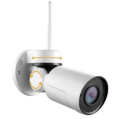 1080p Wifi Telecamera Ip Bullet Fotocamera Ptz Hd 4x Zoom Ottico Ip66 Visione Notturna Impermeabile Mini #07139206