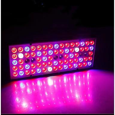 hesapli Oświetlenie dekoracyjne-Tam spektrum bitki çiçek ışık büyümeye yol açtı led panel downlight tam spektrum 25 w 75led ac85-265v bitkiler çiçek bitki örtüsü