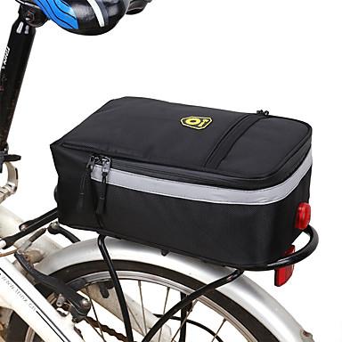 B-SOUL 4.5 L Túratáskák csomagtartóra Hordozható Viselhető Tartós Kerékpáros táska Terylene Kerékpáros táska Kerékpáros táska Kerékpározás Szabadtéri gyakorlat Kerékpár