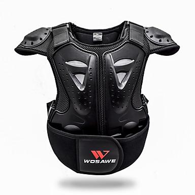 voordelige Beschermende motoruitrusting-WOSAWE BC205 Motor beschermende uitrusting voor Pantser Allemaal PE / EVA Voor kinderen / Schokbestendig / Kinderbescherming
