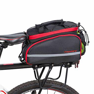 PROMEND 35 L Fundas Para Mochila Bolsas Maletero Reflexivo Gran Capacidad Impermeable Bolsa para Bicicleta Poliéster EVA Bolsa para Bicicleta Bolsa de Ciclismo Bicicleta / Portátil