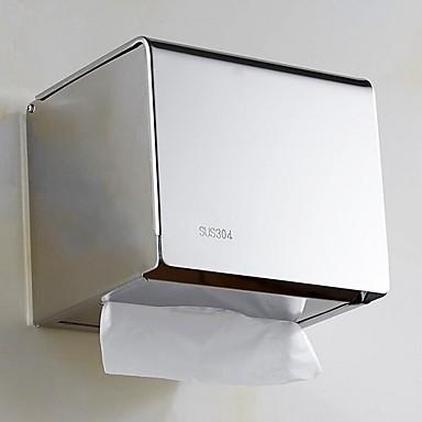 Energico Porta Rotolo Di Carta Igienica Adorabile - Divertente Modern Acciaio Inox - Ferro 1pc Montaggio Su Parete #07144618