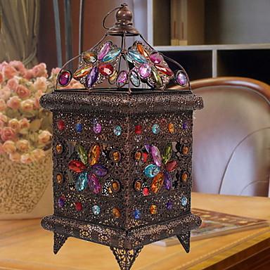 Moderne contemporain Décorative Lampe de Table Pour Magasins / Cafés Métal 220V