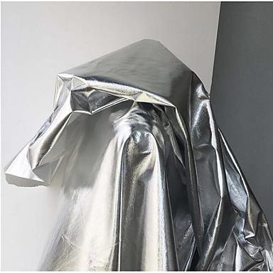 PVC Yhtenäinen     Joustamaton 150 cm leveys kangas varten Erikoistilanteet myyty mukaan 0.5m