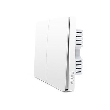 povoljno Smart prekidač-xiaomi pametna kuća aqara pametna kontrola svjetla zigbee bežični ključ i zidni prekidač putem aplikacije smarphone daljinski