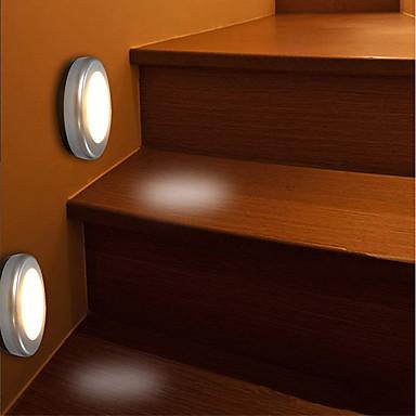 billige Utendørsbelysning-1pc 0.5 W LED-lyskastere Lysstyring Hvit 4.5 V Courtyard / Have 1 LED perler