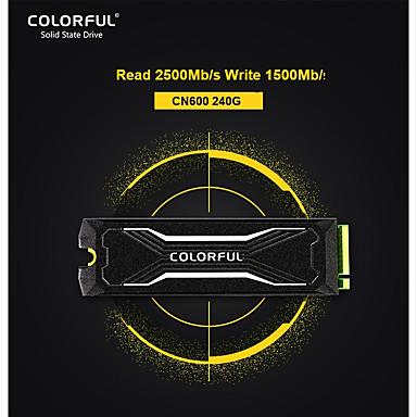 Colorful Disco Rigido Esterno 240gb M.2 Cn600s 240g #07193929 Vuoi Comprare Alcuni Prodotti Nativi Cinesi?