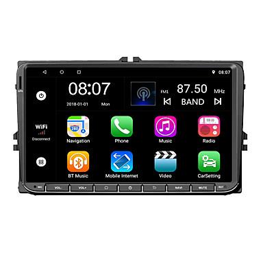 tanie Samochodowy odtwarzacz  DVD-Factory OEM YYD-9020G 9 in 2 DIN Android 7.1 Wbudowany odtwarzacz DVD 4-rdzeniowy na Volkswagen RCA / Dźwięk / GPS Wsparcie MOV / VOB / RMVB MP3 / WMA / WAV JPEG / GIF / BMP