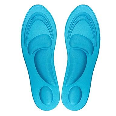 baratos Palmilhas-1 par Absorção de impacto Palmilhas e Calcanhadeiras Náilon Planta do Pé Primavera Mulheres Azul / Rosa claro / Azul marinho