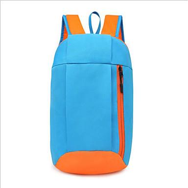billige Vesker-Oxfordtøy Glidelås Sportsbag utendørs Svart / Himmelblå / Oransje / Herre