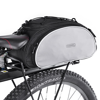 Rosewheel 13 L Túratáskák csomagtartóra Fényvisszaverő Vízálló Beépített vizestasak Kerékpáros táska Poliészter Kerékpáros táska Kerékpáros táska Kerékpározás / Kerékpár