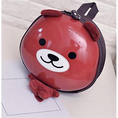 Amichevole Unisex Sacchetti Pvc Borse Per Bambini Animali Rosa - Giallo - Marrone #07181311 Ampia Fornitura E Consegna Rapida