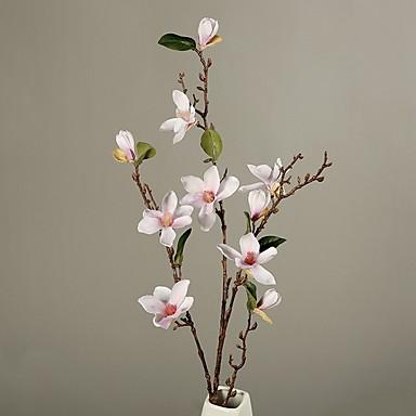 Искусственные Цветы 1 Филиал Классический Modern Вечные цветы Букеты на пол