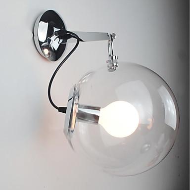 Fiducioso Romantico - Fantastico Semplice - Contemporaneo Moderno Salotto - Camera Da Letto Bicchiere Luce A Muro Ip24 200-240v - 110-120v 40 W #07170991 Sii Amichevole In Uso