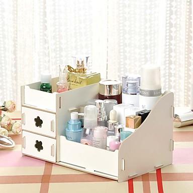 varastointi organisaatio Kosmeettinen meikki järjestäjä Puinen Suorakulmion muoto Monikerroksinen