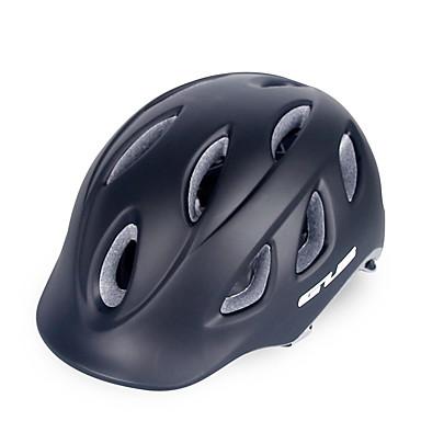 abordables Casques de Cyclisme-GUB® Adulte Casque de vélo 18 Aération CE Résistant aux impacts Intégralement moulé Ventilation EPS PC Des sports Vélo de Route Vélo tout terrain / VTT Activités Extérieures - Noir Rouge Bleu Homme