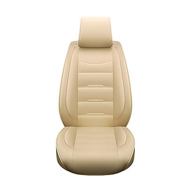 voordelige Auto-interieur accessoires-zakelijke voor achter universele auto stoelhoezen kussen kits luxe voertuigen accessoires voor universele / kunstleer