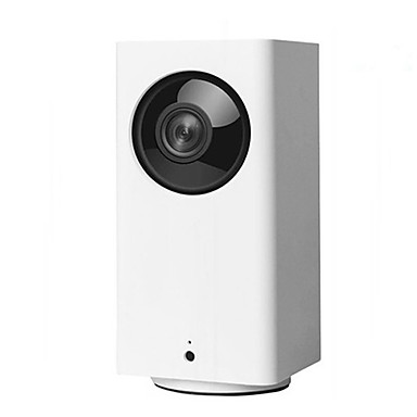 Xiaomi Dafang 2 mp IP Camera Indoor Support 32 GB / CMOS / iPhone OS / Android / Day Night