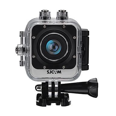 voordelige Automatisch Electronica-SJCAM M10 + WIFI 720p / 1080p HD / Draadloos Auto DVR 170 graden Wijde hoek 12MP CMOS 1.5 inch(es) LCD Dash Cam met Bewegingsdetectie Autorecorder
