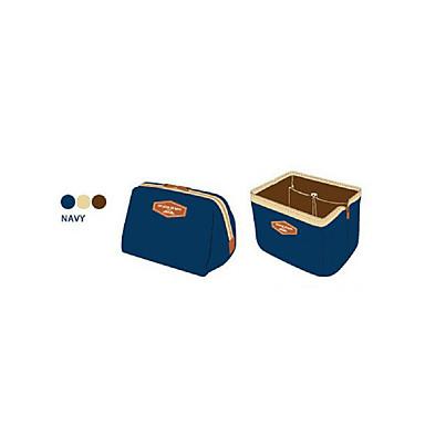 abordables Sacs-Polyester Fermeture Bagage à Main Couleur unie Quotidien Orange / Bleu de minuit / Bleu Ciel / Automne hiver