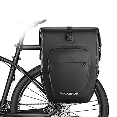 10862f4bc5 Χαμηλού Κόστους Τσάντες Ποδηλάτου-ROCKBROS 27 L Ποδηλασία Σακίδιο Αδιάβροχη  Ποδηλασία Πολυεπίπεδο Τσάντα ποδηλάτου Τερυλίνη