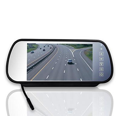 voordelige Automatisch Electronica-CSX07HA met achteruitrijcamera Auto DVR Wijde hoek 7 inch(es) LCD Dash Cam met auto aan / uit Autorecorder