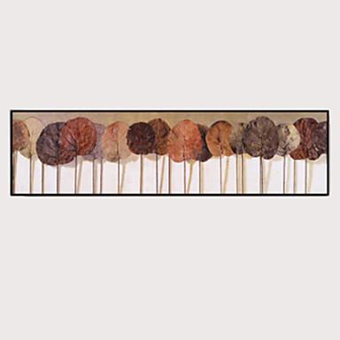 Painettu Valssatut kangasjulisteet - Kasvitiede Perinteinen Art Prints
