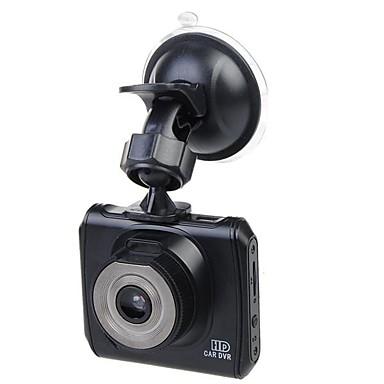 billige Bil-DVR-LY812A 720p HD / Nattsyn / Trådløs Bil DVR 65 grader Bred vinkel 2.4 tommers Dash Cam med auto av / på / Loop-cycle Recording Bilopptaker