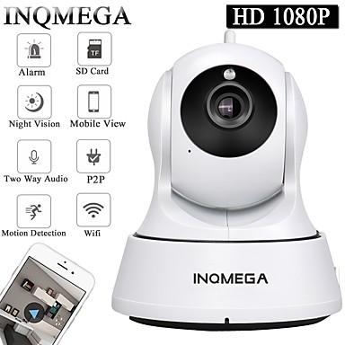 billiga Säkerhet och skydd-INQMEGA IL-HIP329G-2M-AI 2 mp IP-kamera Inomhus Stöd 128 GB / PTZ / CMOS / Trådlös / Dynamisk IP Adress / iPhone OS