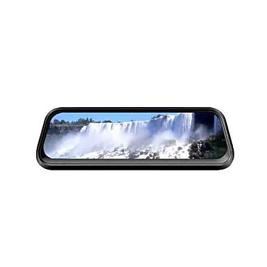 voordelige Automatisch Electronica-ou shilan v1 1080p streaming media achteruitkijkspiegel auto dvr 170 graden groothoek 10 inch ips dash cam met nachtzicht auto-recorder