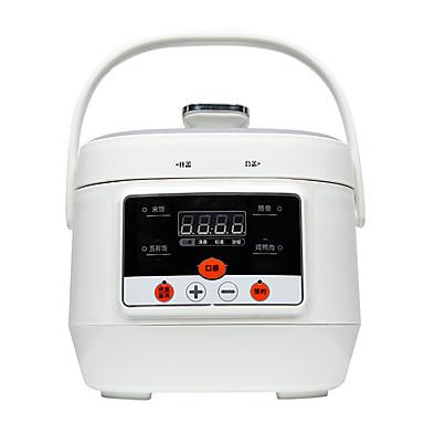 voordelige Automatisch Electronica-2,5l multifunctionele auto rijstkoker laag energieverbruik / afspraak timing / intelligente temperatuurregeling