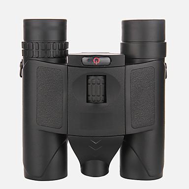 billige Kikkerter og teleskop-LUXUN® 8 X 25 mm Kikkerter Objektiver Vanntett Høy definisjon Anti-Skli BAK4 Jakt Oppvisning Camping PP+ABS / Fuglekikking / Nattsyn