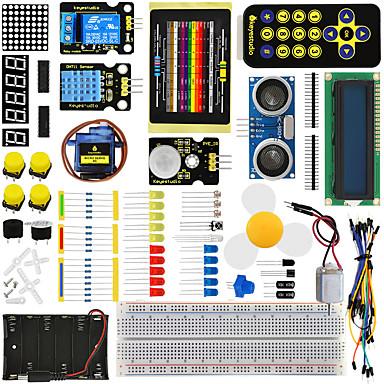 voordelige Elektrische apparatuur & benodigdheden-keyestudio basic starterspakket v2.0 upgrade (moederbord uitgesloten)