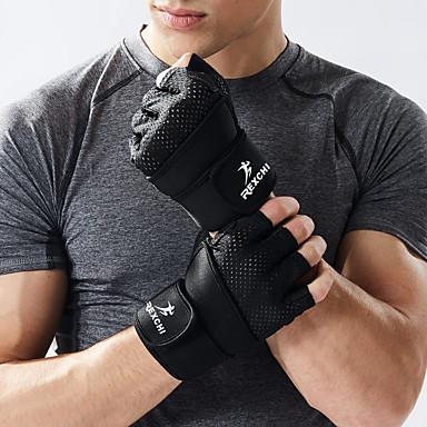 ieftine Mănuși de Ciclism-Mănuși pentru ciclism Formator Durabil Activități/ Mănuși de sport Negru Gri pentru Adulți Ciclism / Bicicletă