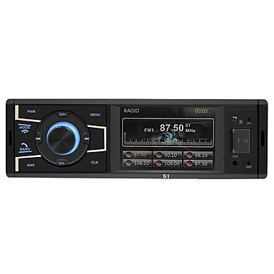 tanie Samochodowy odtwarzacz  DVD-swm s1 4.1 cal 2 din inne os samochód mp4 odtwarzacz / samochodowy odtwarzacz mp3 z tylną kamerą / nadajnik / radio fm dla volkswagen / toyota / nissan bluetooth / inne / mini usb wsparcie rm / rmvb /