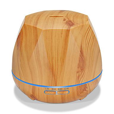 Holzmaserung 300 ml Aromatherapie-Maschine Luftbefeuchter Mini-Haushalt Umwelt Desktop Aromatherapie-Maschine