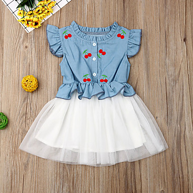 afcde10f Cheap Baby Girls' Dresses Online | Baby Girls' Dresses for 2019