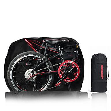 abordables Sacoches de Vélo-RHINOWALK 193 L Vélo Transport et entreposage Grande Capacité Etanche Epais Sac de Vélo Térylène 600D Polyester Sac de Cyclisme Sacoche de Vélo Voyage Vélo pliant Cyclisme