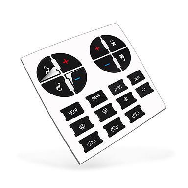 עבור מפתחות רכב gm ac מרכזי מפתחות שליטה מדבקה חוזק כפתור גבוה