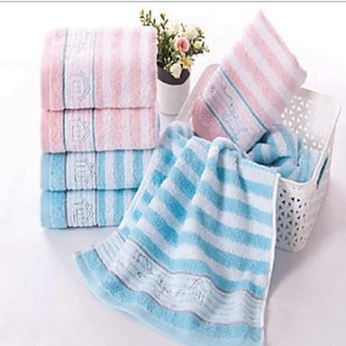 איכות מעולה מגבת רחצה, קולור בלוק תערובת כותנה / פשתן חדר אמבטיה 1 pcs