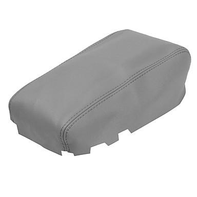 voordelige Auto-interieur accessoires-lederen middenconsole deksel armleuning hoes geschikt voor chrysler 300 2008-2010