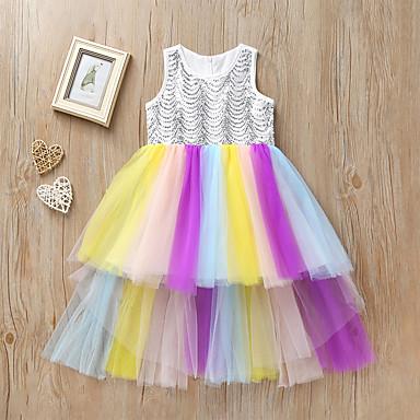 4eb2e7203 cheap Girls' Dresses-Kids Toddler Girls' Active Basic Color