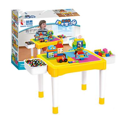 אבני בניין 55 pcs תואם Legoing עבודת יד אינטראקציה בין הורים לילד כל צעצועים מתנות