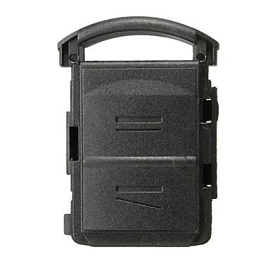 voordelige Auto-interieur accessoires-2 knoppen 433 mhz afstandsbediening sleutelhanger voor vauxhall corsa c meriva tigra combibus
