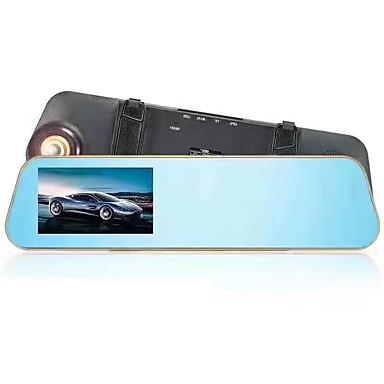 tanie Samochód Elektronika-btutz TFT 1080P Full HD Rejestrator samochodowy 170 stopni Szeroki kąt CCD 4.3 in TFT Dash Cam z Czujnik przyspieszenia / Tryb parkingowy Nie Rejestrator samochodowy