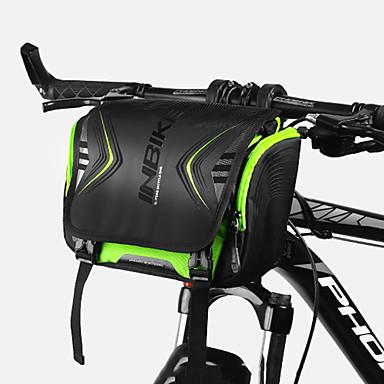 abordables Sacoches de Vélo-INBIKE 3 L Sacoche de Guidon de Vélo Ajustable Grande Capacité Etanche Sac de Vélo Tissu Oxford Polyester Sac de Cyclisme Sacoche de Vélo Cyclisme Vélo Cyclisme Voyage / Imperméable